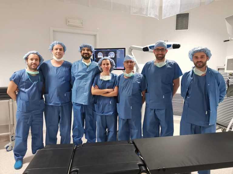 Jornal Campeão: Hospital da Luz Coimbra realiza cirurgia cerebral com neuronavegação
