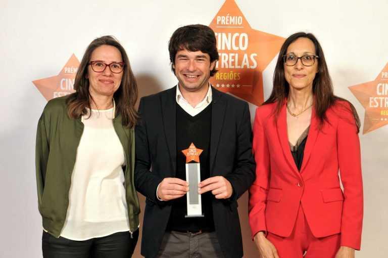 Jornal Campeão: Expofacic recebe Prémio Cinco Estrelas Regiões 2019