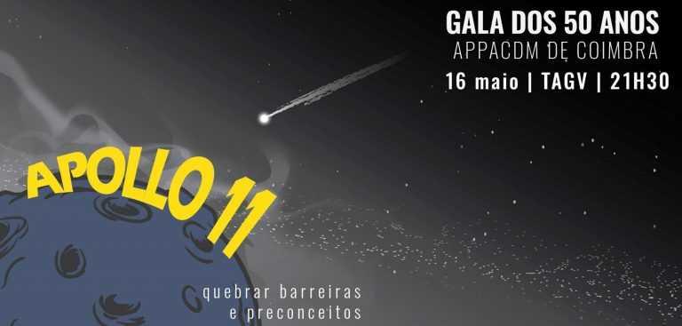 Jornal Campeão: Os 50 anos da APPACDM de Coimbra celebram-se numa gala no TAGV
