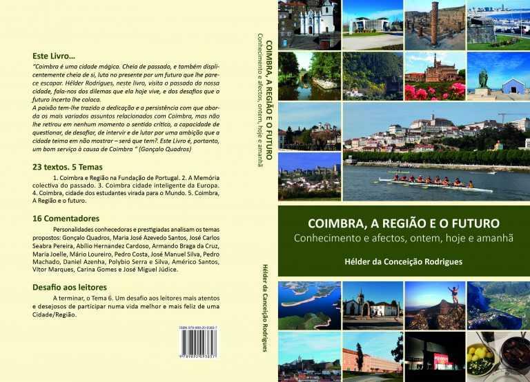 Jornal Campeão: Hélder Rodrigues apresenta livro sobre Coimbra, a região e o futuro
