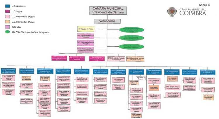Organograma CMC