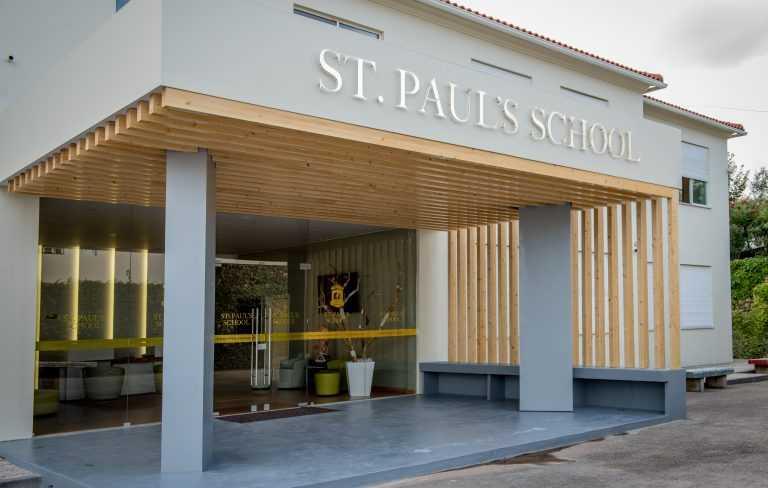 Jornal Campeão: St. Paul's School abre para filhos de profissionais de saúde