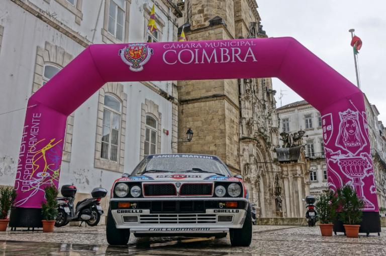 Jornal Campeão: Coimbra: Rali condiciona trânsito e estacionamento