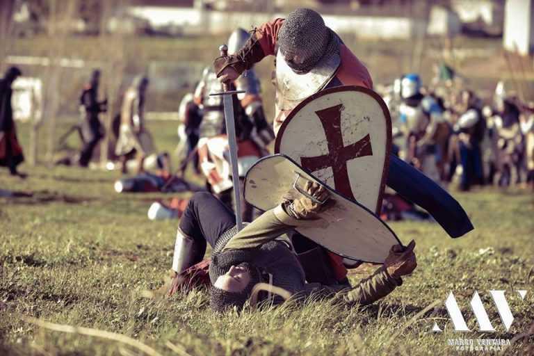 Jornal Campeão: Cantanhede: Associação Bombarda promove espectáculo medieval no próximo sábado