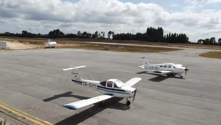 Aeronaves - aeródromo