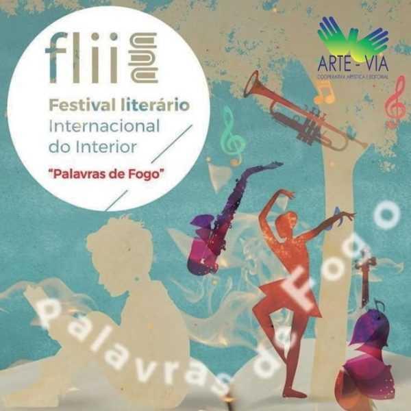 Jornal Campeão: Arganil: Festival Literário Palavras de Fogo abre no dia 14