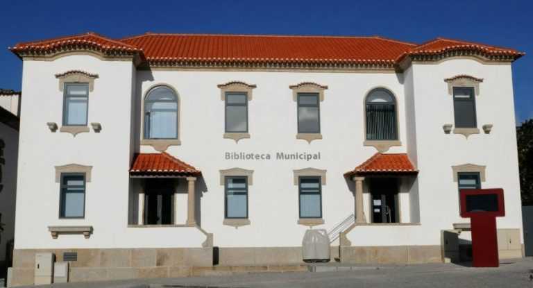 Jornal Campeão: Biblioteca Municipal de Oliveira do Hospital comemora 10 anos