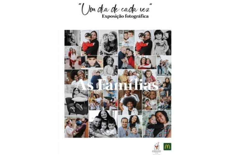 Jornal Campeão: Fundação Ronald McDonald apresenta exposição fotográfica em Coimbra