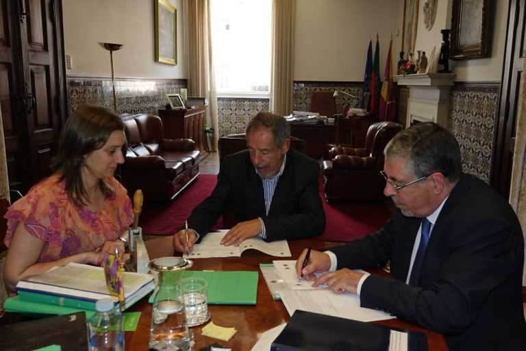 Jornal Campeão: Feira Popular: CMC e Santa Clara assinam protocolo