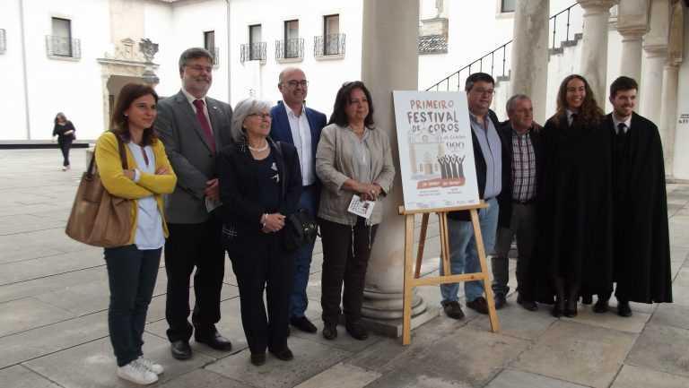 Jornal Campeão: Coimbra recebe primeiro Festival de Coros