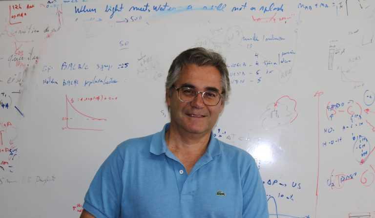 Jornal Campeão: Catedrático da FCTUC eleito presidente da associação internacional