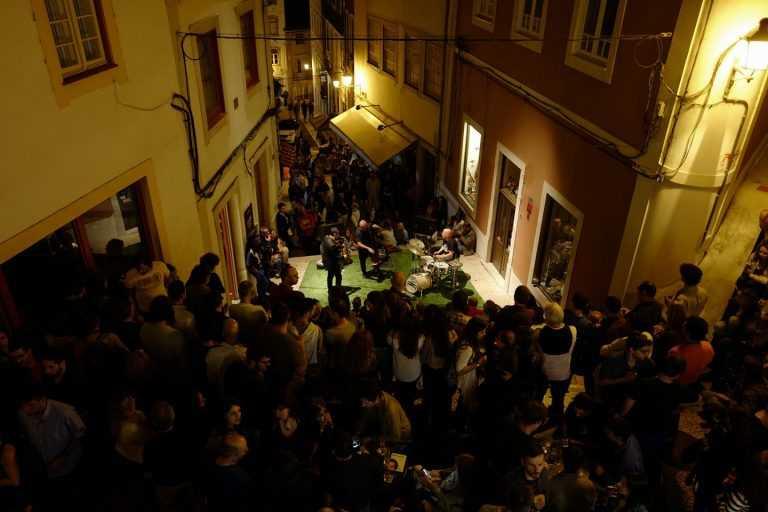 Jornal Campeão: Coimbra: Cristina Branco e Carlos Bica no festival QuebraJazz