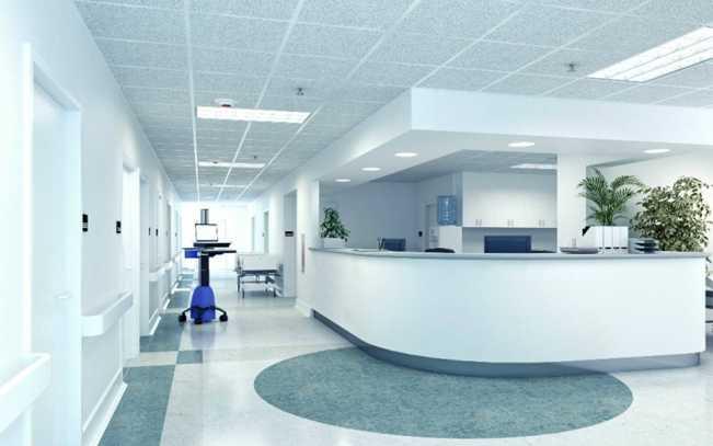 Saúde hospitais