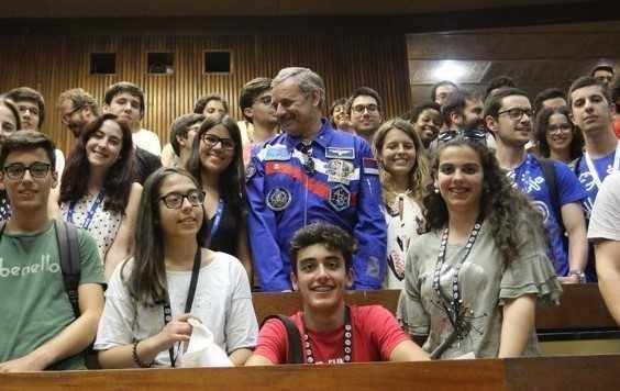 Jornal Campeão: Escola de Verão da UC dá a conhecer aos jovens o que é ser astronauta