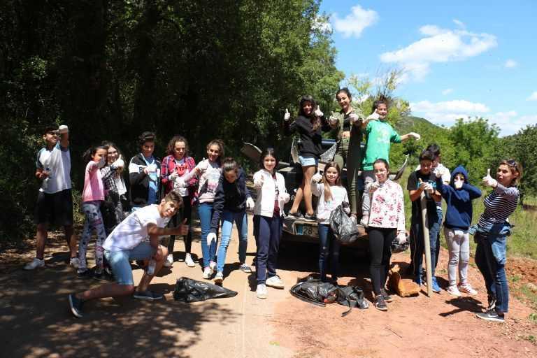 Jornal Campeão: Penela promove acção de limpeza do rio Dueça