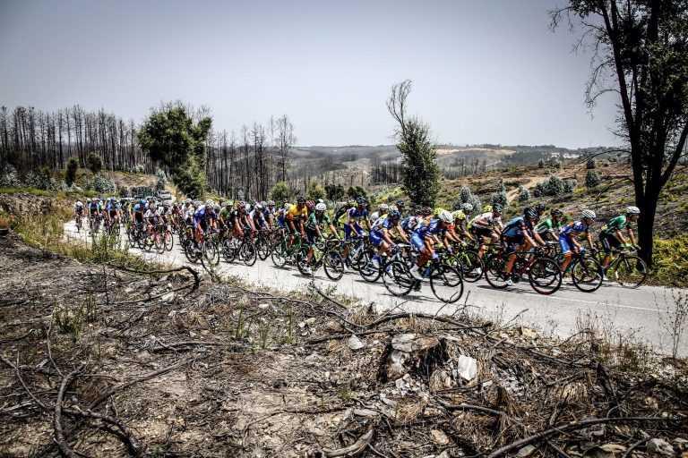 Jornal Campeão: Ciclismo: Oliveira do Hospital e Águeda ligadas por etapa da Volta a Portugal