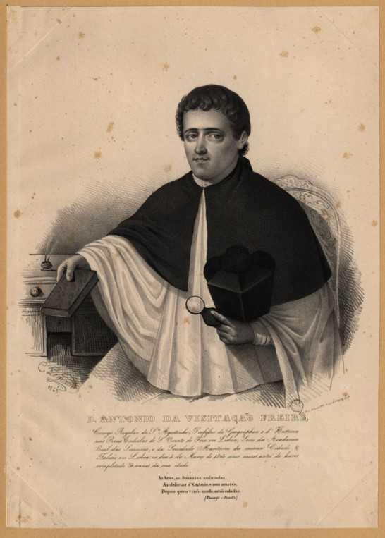 18 - António da Visitação Freire de Carvalho