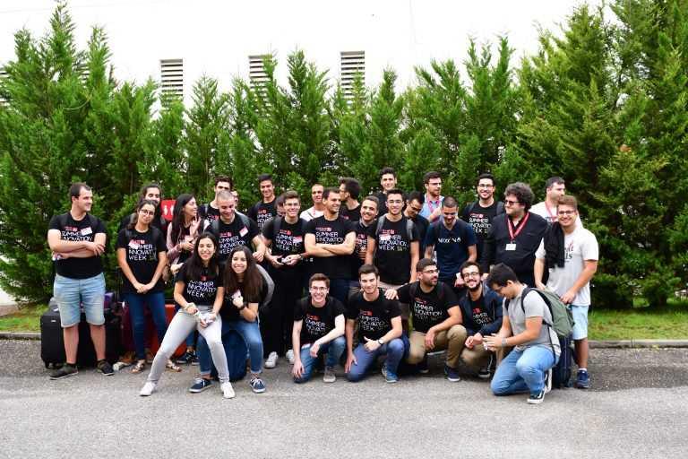Jornal Campeão: Critical Software recebeu estudantes para desenvolvimento de protótipos
