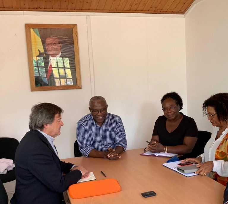 Jornal Campeão: ISEC irá formar professores da Universidade de São Tomé e Príncipe