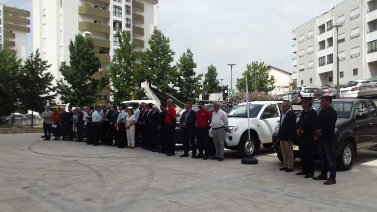 Jornal Campeão: EDP Distribuição doa viaturas a bombeiros e à Protecção Civil