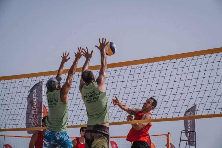 Jornal Campeão: Voleibol de praia em destaque na Figueira da Foz