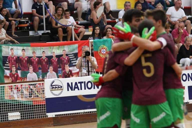 Jornal Campeão: Portugal é campeão mundial de hóquei em patins