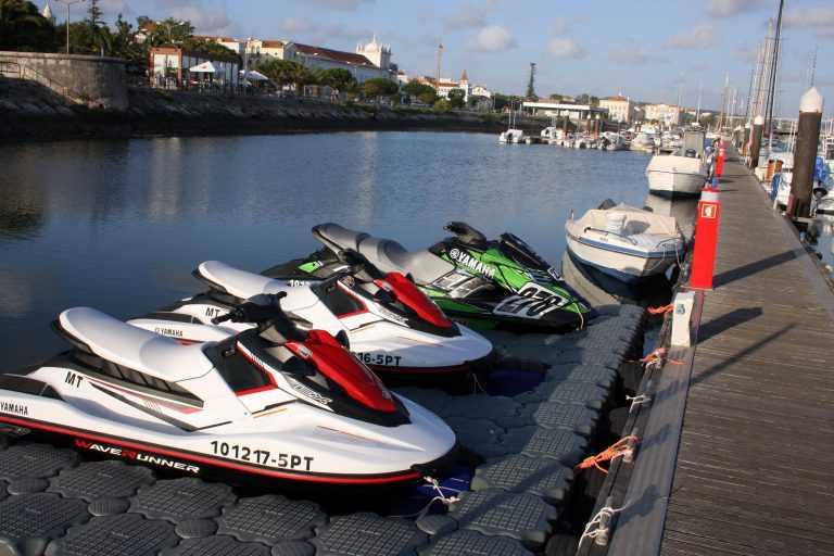 Jornal Campeão: Figueira da Foz com motas de água durante o Verão