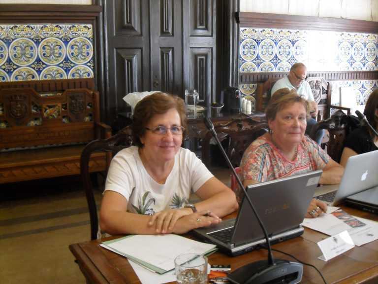 Jornal Campeão: Mulheres em maioria na reunião da Câmara de Coimbra