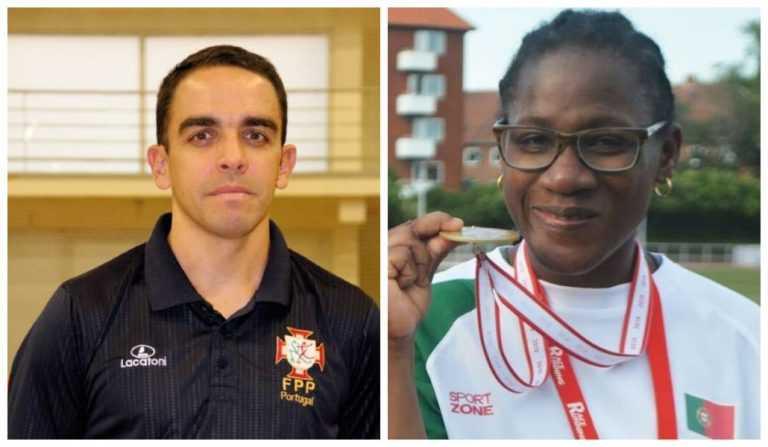 Jornal Campeão: Anadia distingue os campeões Nuno Ferrão e Sandra Semedo