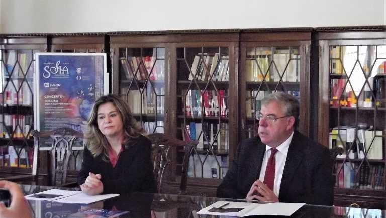 Jornal Campeão: Tribunal da Relação volta a ser palco do Festival Sofia até Dezembro