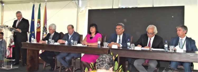 Sessão inauguração Expofacic