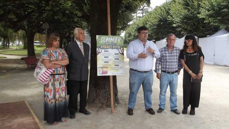 "Jornal Campeão: Coimbra: 'Summer Market & Street Food"" invadem parque de Manuel Braga"