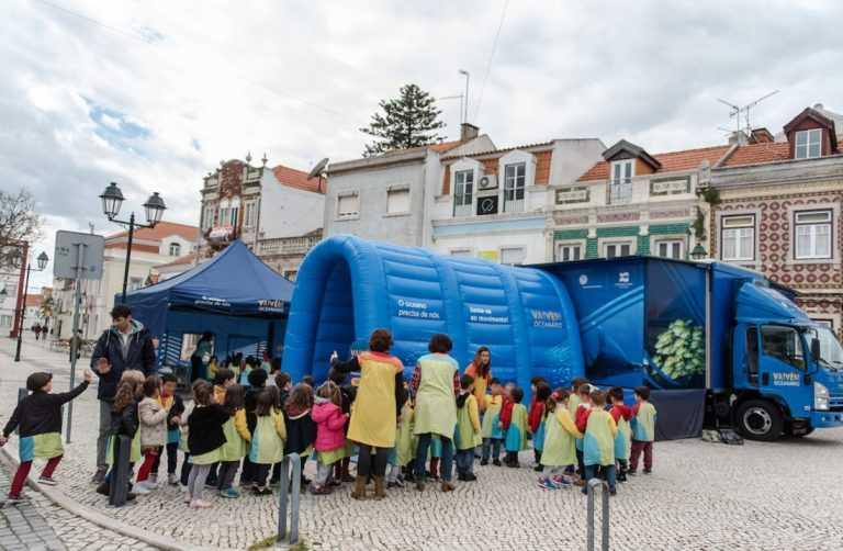 """Jornal Campeão: Vaivém do Oceanário """"aterra"""" na Figueira da Foz"""