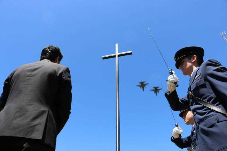 Jornal Campeão: Vila Nova de Poiares homenageia pilotos da Força Aérea
