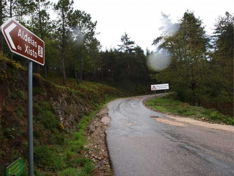 Jornal Campeão: Lousã: via de acesso ao Trevim vai ser intervencionada