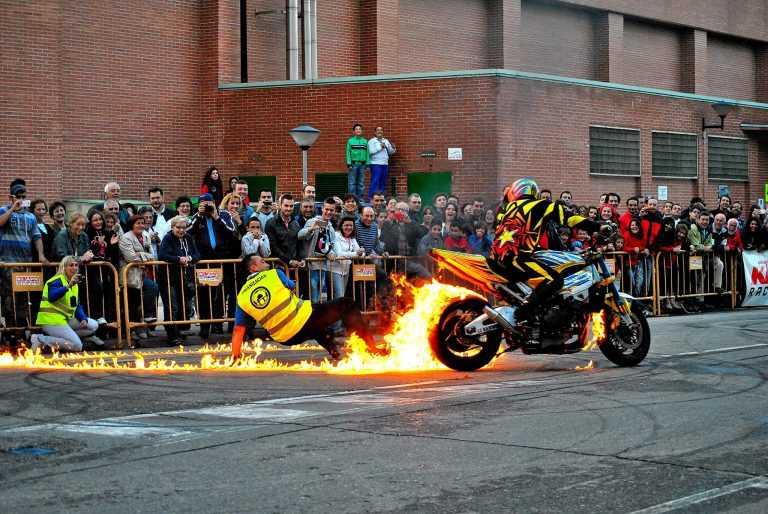 Jornal Campeão: Espectáculo motorizado é a nova aposta da Expofacic