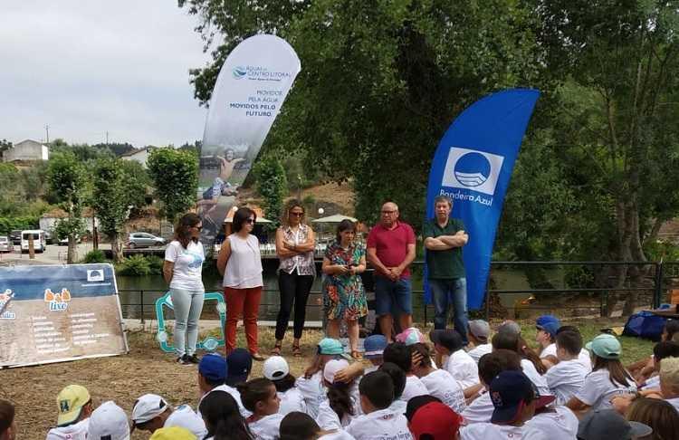 Jornal Campeão: Águas do Centro Litoral e Bandeira Azul preocupadas com o meio ambiente
