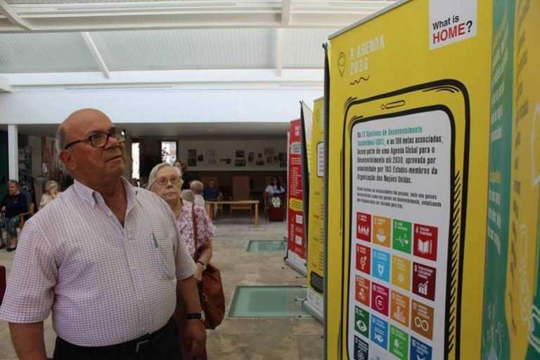 Jornal Campeão: Cáritas promove exposição dedicada às migrações