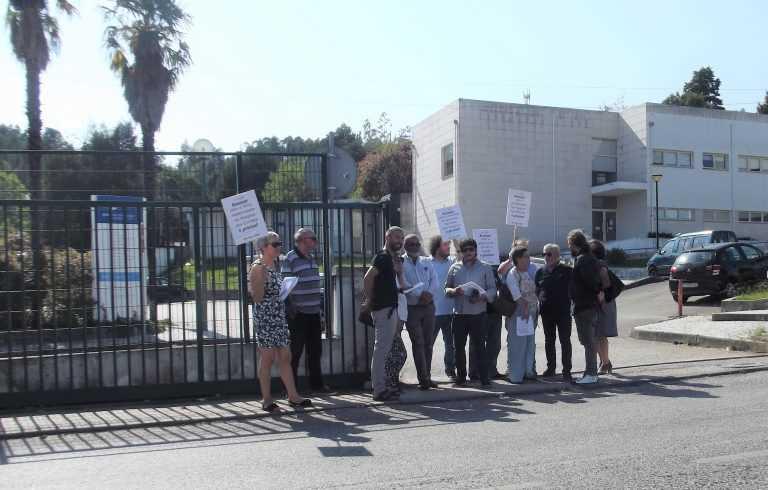 Jornal Campeão: CDU contra o encerramento do Serviço de Pneumologia dos Covões
