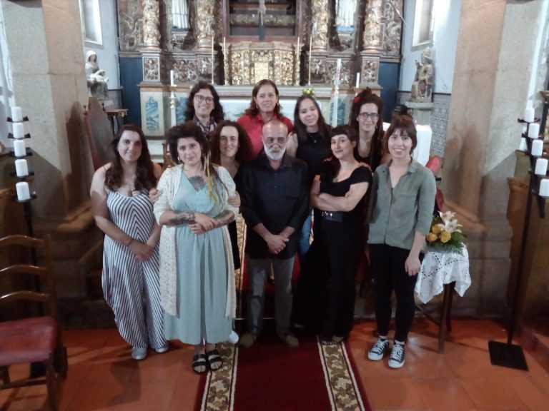 Jornal Campeão: CEARTE colabora nas obras de restauro da Igreja do Mosteiro de Folques