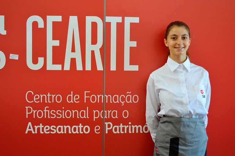 Jornal Campeão: Selma Silva conquista 5.º lugar no Mundial das Profissões