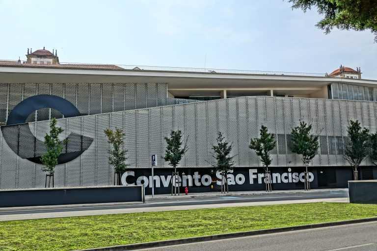 Jornal Campeão: Coimbra vai disponibilizar Convento São Francisco para apoiar artistas da cidade