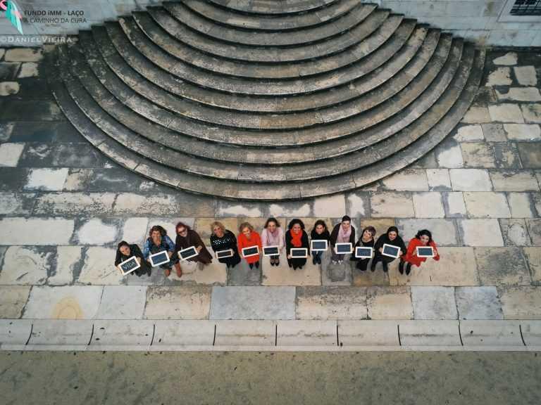 Jornal Campeão: Sobreviventes de cancro no Museu Machado de Castro