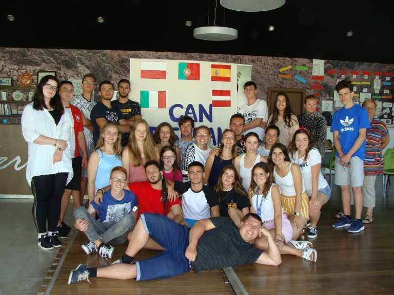 Jornal Campeão: Soure recebeu 30 jovens em intercâmbio juvenil