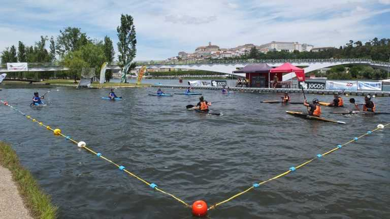 Jornal Campeão: Coimbra: rio Mondego vai ser palco do Europeu de Kayak Polo