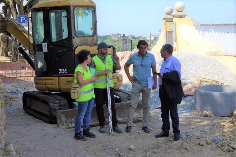 Jornal Campeão: Estacionamento superior do Mercado encerrado para obras