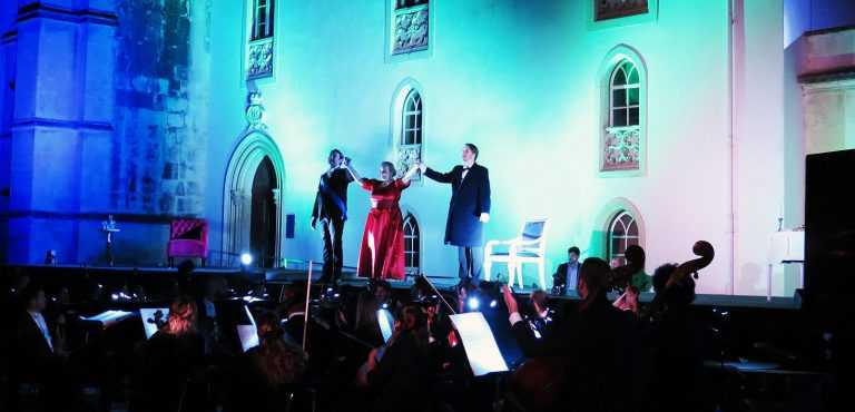 Jornal Campeão: Património da região Centro volta a ser palco para concertos de ópera