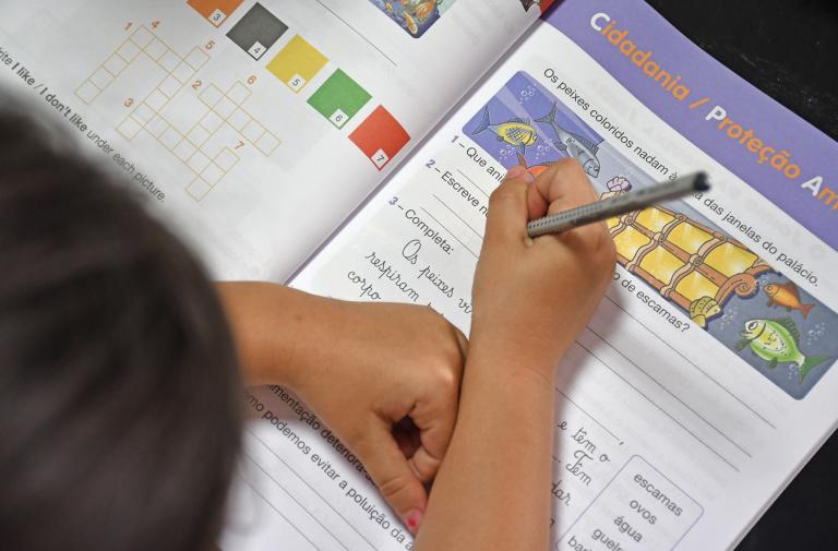 Jornal Campeão: Pampilhosa da Serra oferece livros de fichas e cadernos de actividades