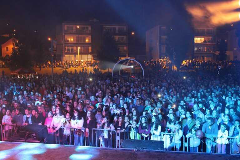 Jornal Campeão: O melhor do concelho de Arganil reunido no Parque Verde Urbano
