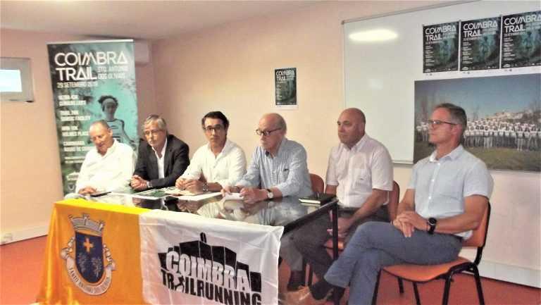 Jornal Campeão: Coimbra Trail vai ter prova de Ultra e cerca de 1 000 participantes